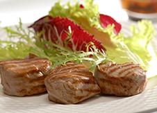 Estabilizante para carnes suínas porcionadas