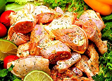 Mescla A. Blends para tumbler marinados